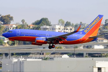 N771SA - Southwest Airlines Boeing 737-700