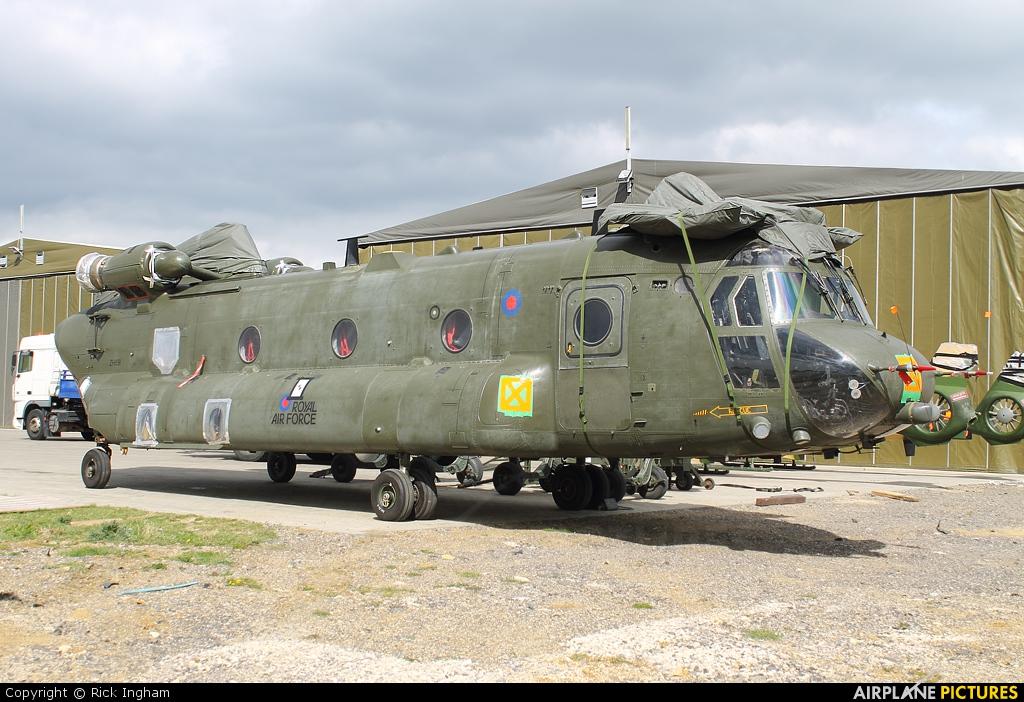 Royal Air Force ZH891 aircraft at Brize Norton