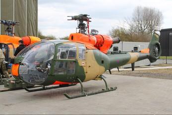 XZ340 - British Army Westland Gazelle AH.1