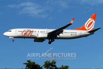 PR-GUL - GOL Transportes Aéreos  Boeing 737-800