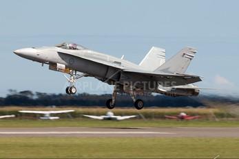 A21-46 - Australia - Air Force McDonnell Douglas F/A-18A Hornet