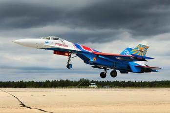 "01 - Russia - Air Force ""Russian Knights"" Sukhoi Su-27"