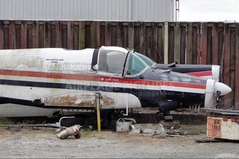 ZK-CMZ - Private Pacific Aerospace FU24-954