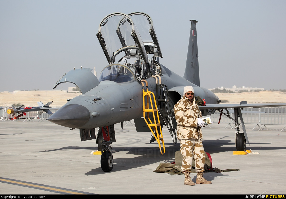 Bahrain - Air Force 85-0053 aircraft at Sakhir