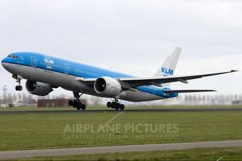 PH-BQM - KLM Asia Boeing 777-200ER