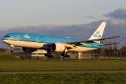 PH-BQO - KLM Boeing 777-200ER aircraft