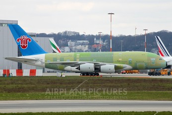 F-WWAR - China Southern Airlines Airbus A380