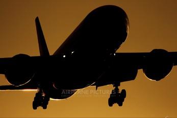 G-VIIY - British Airways Boeing 777-200