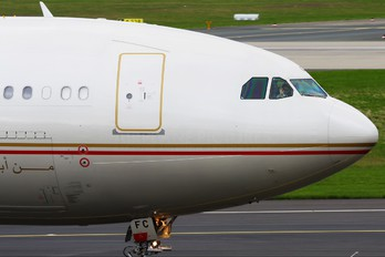 A6-AFC - Etihad Airways Airbus A330-300