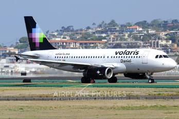 XA-VOD - Volaris Airbus A319