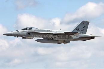 166788 - USA - Navy McDonnell Douglas F/A-18E Super Hornet