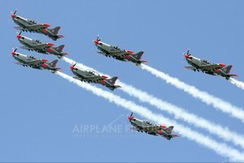 "022 - Poland - Air Force ""Orlik Acrobatic Group"" PZL 130 Orlik TC-1 / 2"