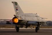17232 - Serbia - Air Force Mikoyan-Gurevich MiG-21bis aircraft