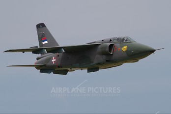 25121 - Serbia - Air Force Soko J-22 Orao
