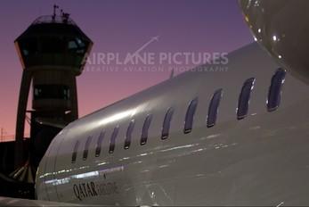 A7-CEE - Qatar Executive Bombardier BD-700 Global 5000