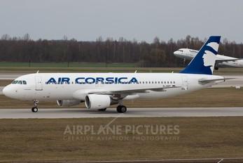D-ABFL - Air Corsica Airbus A320