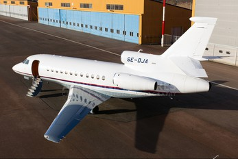 SE-DJA - Blue Chip Jet Dassault Falcon 900 series