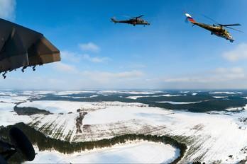 54 - Russia - Air Force Mil Mi-35M
