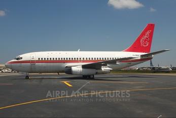 XU-RKH - Royal Khmer Airlines Boeing 737-200