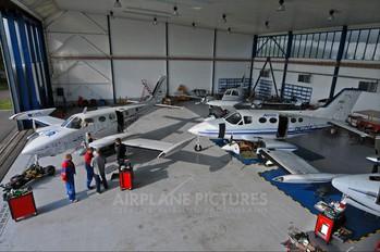 OK-CIA - Private Cessna 414