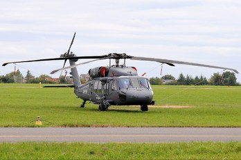 SP-YVE - PZL Mielec Sikorsky S-70I Blackhawk
