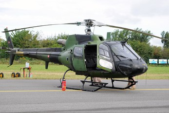 P-287 - Denmark - Air Force Aerospatiale AS550 C-2 Fennec