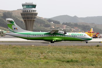 EC-IYC - Binter Canarias ATR 72 (all models)
