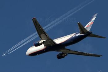 VP-BWU - Aeroflot Boeing 767-300ER