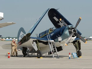 NX92879 - American Airpower Heritage Museum (CAF) Curtiss SB2C Helldiver