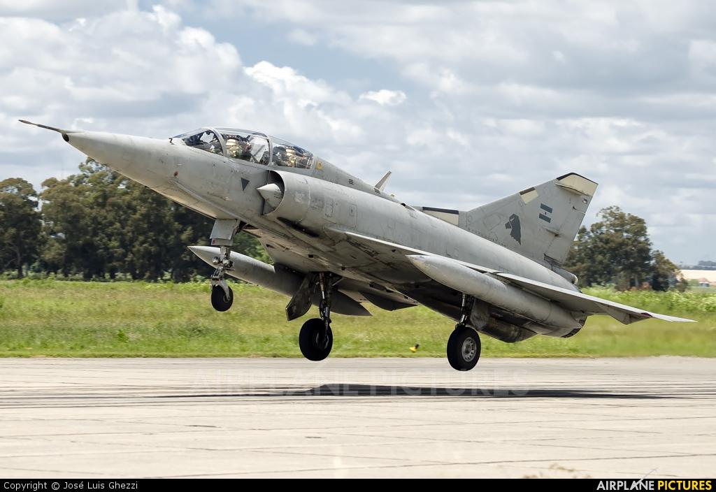 Argentina - Air Force I-021 aircraft at Tandil