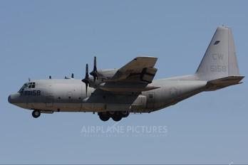 165158 - USA - Navy Lockheed C-130T Hercules