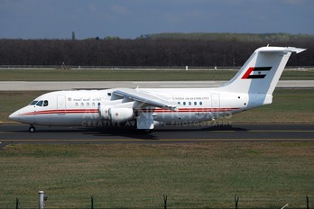 A6-RJ2 - United Arab Emirates - Government British Aerospace BAe 146-200/Avro RJ85