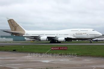 N322SG - Atlas Air Boeing 747-400
