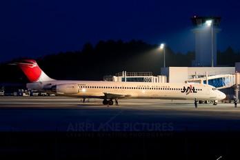 JA8062 - JAL - Japan Airlines McDonnell Douglas MD-90
