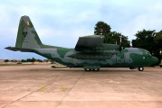 2476 - Brazil - Air Force Lockheed C-130M Hercules aircraft