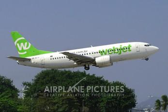 PR-WJQ - WebJet Linhas Aéreas Boeing 737-300