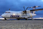 YR-ATF - Tarom ATR 42 (all models) aircraft