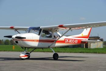 OK-MUO 69 - Private AirLony Skylane UL