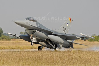 91-0352 - USA - Air Force General Dynamics F-16C Fighting Falcon