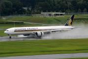 Singapore Airlines 9V-SWK image