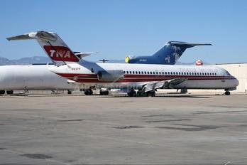 N937F - TWA McDonnell Douglas DC-9