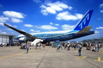 N6066Z - Boeing Company Boeing 777-200LR