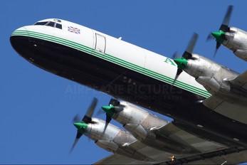 G-LOFC - Atlantic Airlines Lockheed L-188 Electra