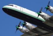 G-LOFC - Atlantic Airlines Lockheed L-188 Electra aircraft