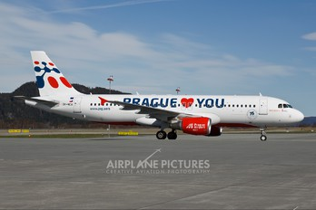 OK-HCA - CSA - Holidays Czech Airlines Airbus A320