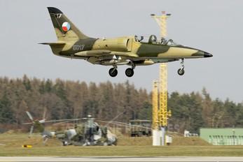 5017 - Czech - Air Force Aero L-39ZA Albatros