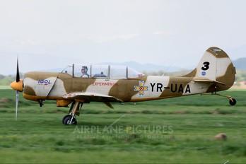 YR-UAA - Aerobatic Yakkers Aerostar SA Yak 52
