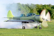 LY-BJK - Private Aerostar SA Yak 52 aircraft