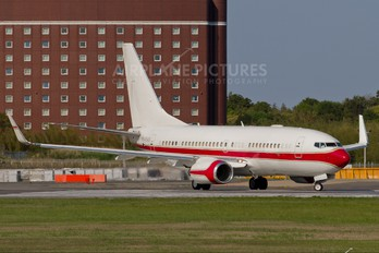 VP-CAE - Private Boeing 737-700 BBJ