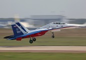 597 - Gromov Flight Research Institute Sukhoi Su-30LL aircraft